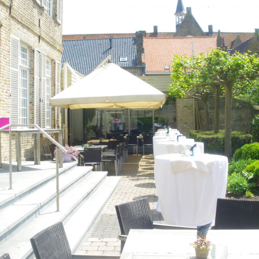 Uw feest organiseren in Hotel Amaryllis Veurne?